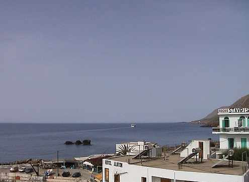 Sfakia webcam - Chora Sfakion webcam, Crete, Chania